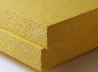 Fibre de bois principes et mat riaux pour maisons passives for Isolant fibre de bois