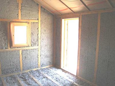 Ouate de cellulose principes et mat riaux pour maisons for Prix ouate de cellulose vrac